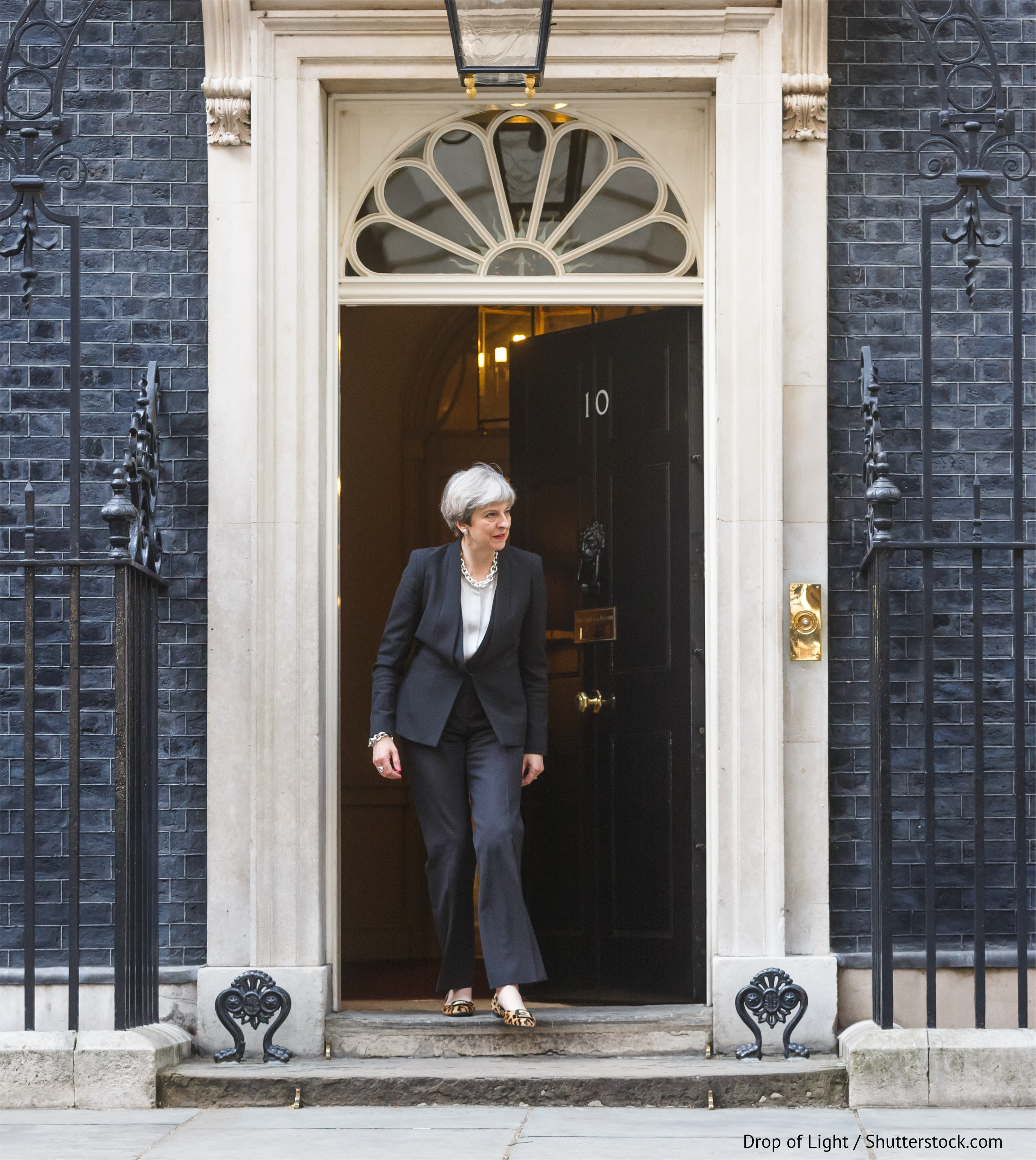 Bye Theresa, don't let the door hit you on the way out